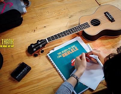 Giá trình học ukulele
