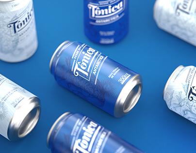 TÔNICA ANTARCTICA | Research, Strategy, Branding
