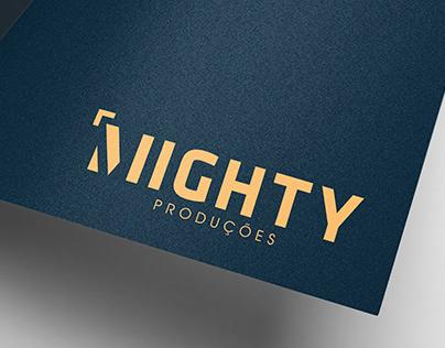 MIGHTY | Logo Design