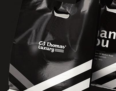 CJ THOMAS LUXURY - Brand Identity Design
