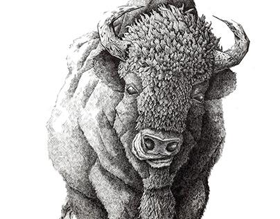 Endangered species III - Ink
