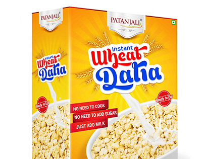 Patanjali Porridge Packaging