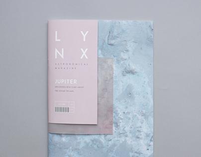 LYNX Astronomical Magazine