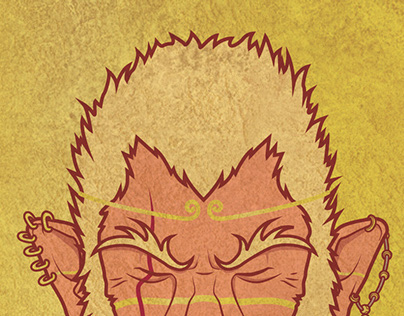 Ancient of Days: Sun Wukong