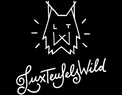 CORPORATE IDENTITY // LUXTEUFELSWILD