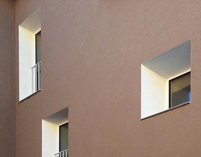 2015 | tre appartamenti nel nucleo taverne