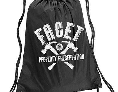 Facet Preservation Logo Design