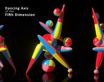 Dancing Axis of the Fifth Dimension
