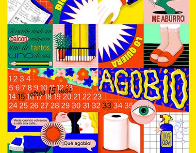 Agobio / Poster A2