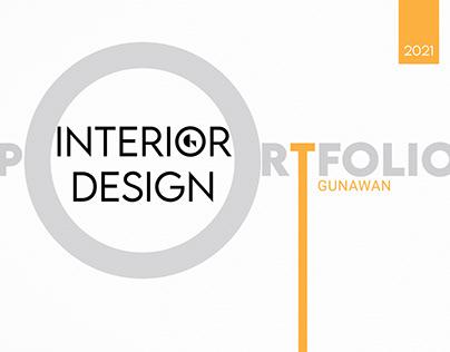 interior design portfolio 2019-2021
