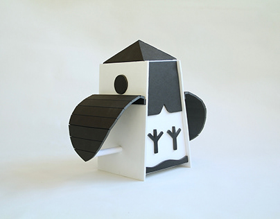 Birdhouse | 3D Form