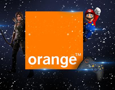 Website : Orange portail Jeux