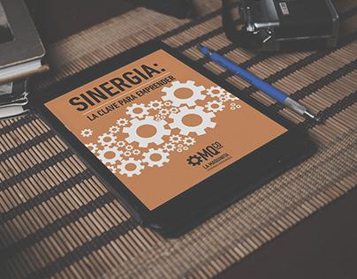 Synergy digital book