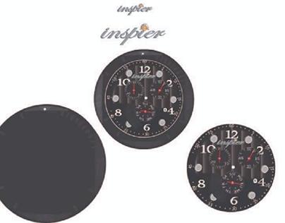 clock inspier