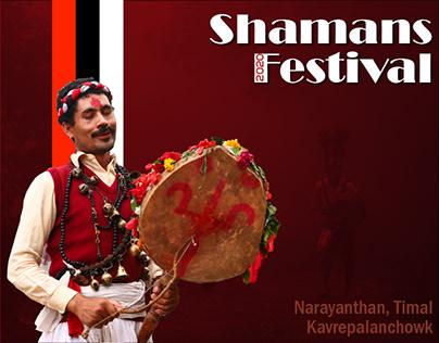 """Timal Narayanthan Jatra """"Shamans Festival"""""""