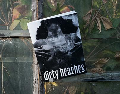 Dirty Beaches — photography zine