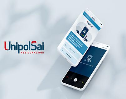 UX - UI Design per UnipolSai