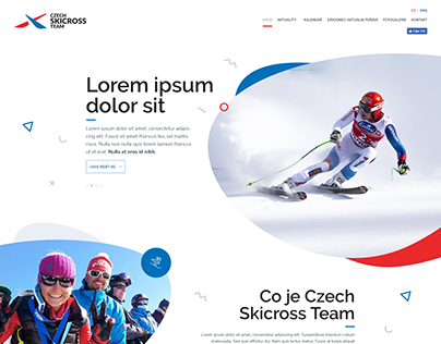 Czech Skicross Team
