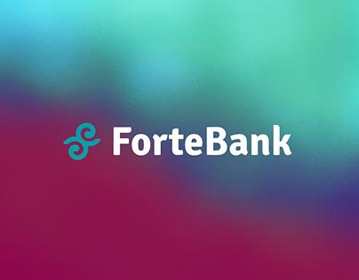 ForteBank - Kazakh Touch