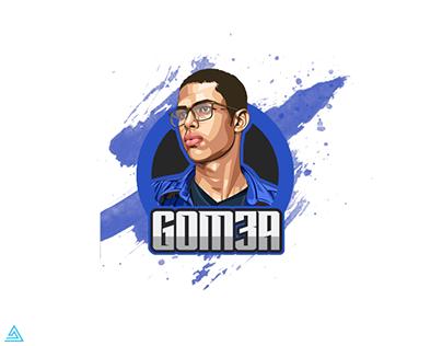Vector Logo | Youtuber Muhammed Gomaa