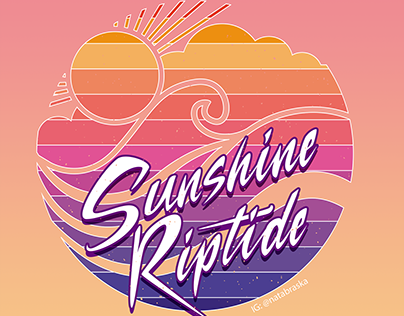 Fall Out Boy - Sunshine Riptide Design