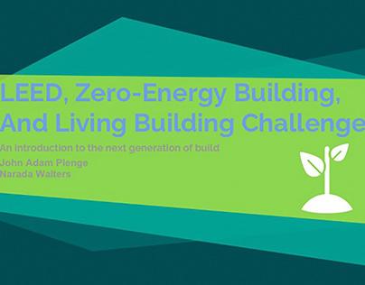 Green Building Rating System Presentation