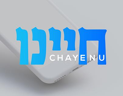 Chayenu // App Design - UI/UX