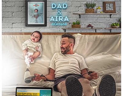 Dad&Aira