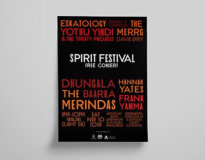 Spirit Festival 2018