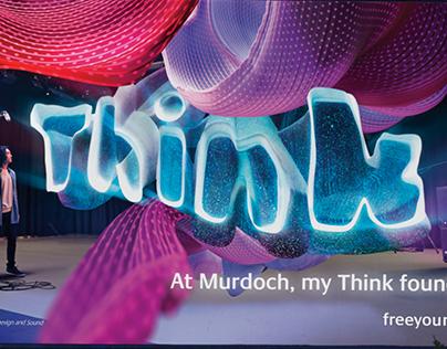 Murdoch University - free your Think