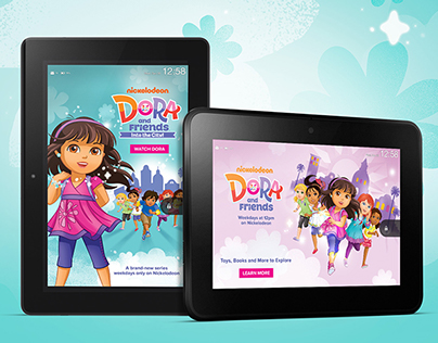 Dora and Friends — Nickelodeon