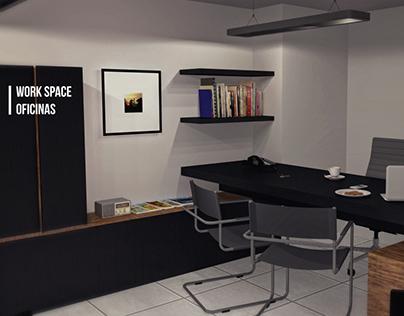Work Space I Oficinas