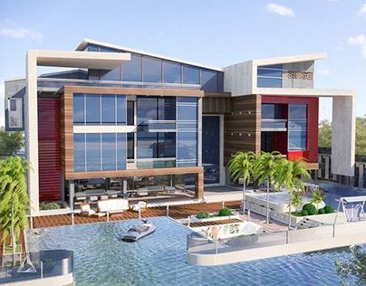 Villa in Turkey