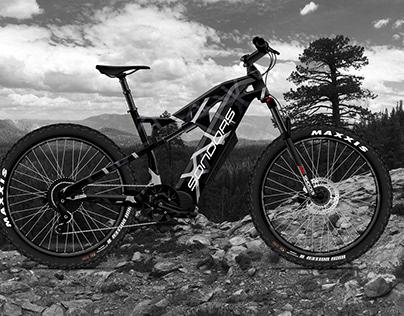 Sondors ROCKSTAR E-Bike Designs