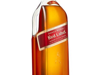 Red Label Johnie Walker