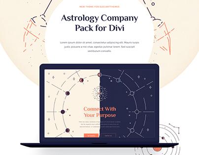 Astrology - Web Design