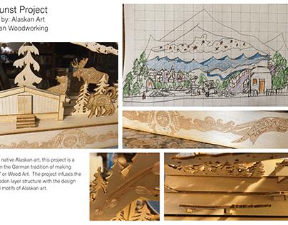 Holzkunst Project