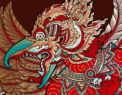 'Balance' Garuda Vs. Naga