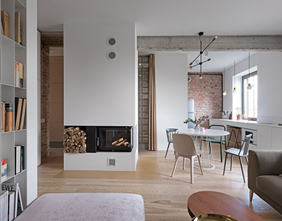 INTERIOR FOR KATE & CORGIS / OLHA WOOD