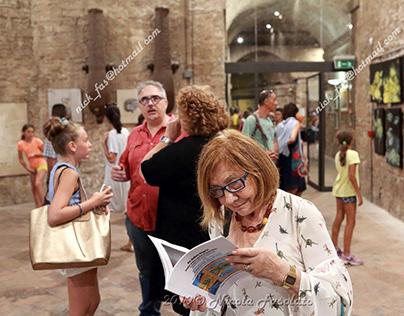"""Exibition Opening """"Finestre sul mondo"""""""