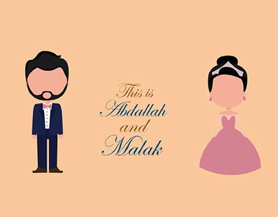Wedding animation