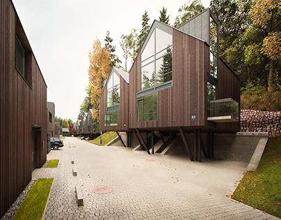 Housing-Development, Residential-quarter