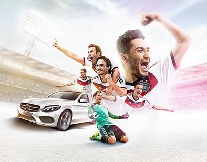Mercedes Benz |WM 2014