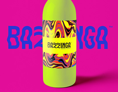 BAZZINGA™ Energy Drink