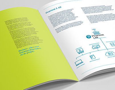Pearson Lab - brochure