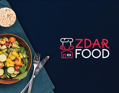 Zdar Food - Brand Identity