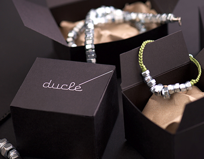 Ducle - Handcrafted Jewelry Branding