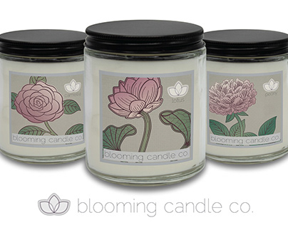 Package Design for Candles