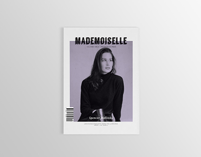 Mademoiselle Magazine Spring 2016