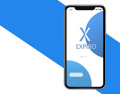 EXPIRO : An Interaction Design Project
